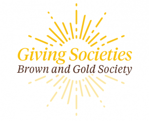 Brown and Gold Society