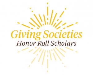 Honor Roll Scholars